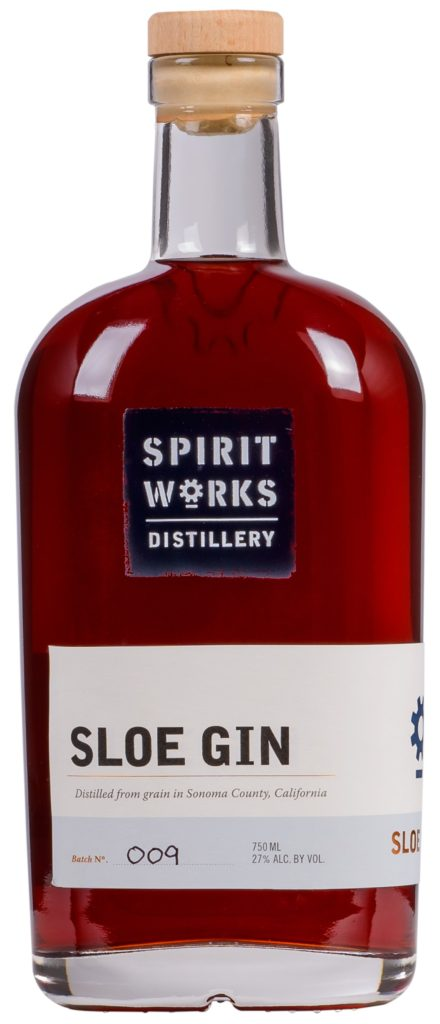 Spirit Works Distillery - Sloe Gin