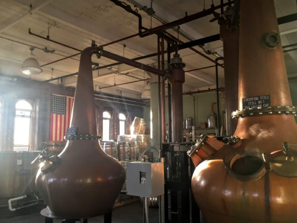 A little slice of Americana at Kings County Distillery