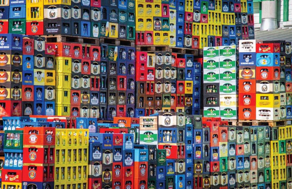 Craft alcohol trends - big beer