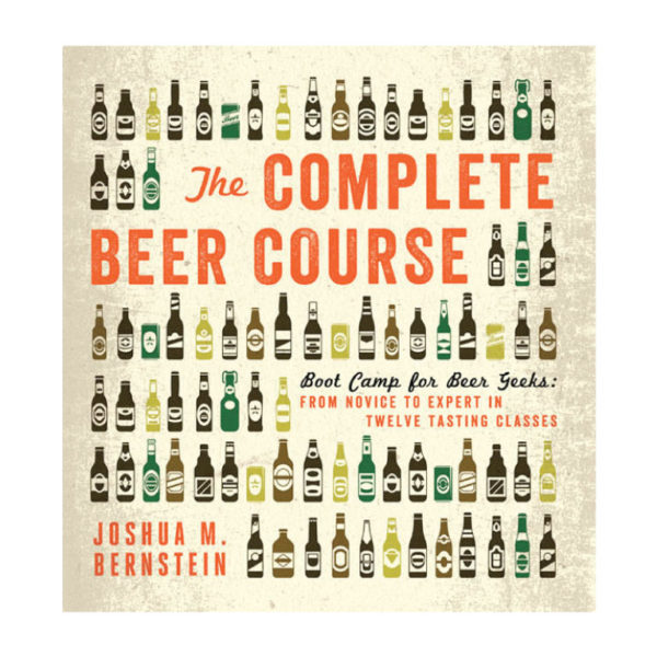 Photo of the Complete Beer Course book