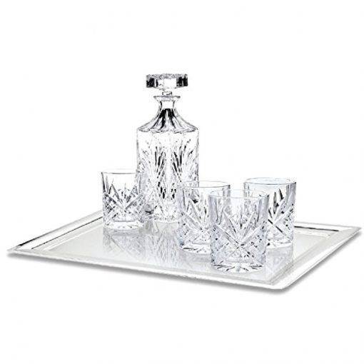 Crystal Bar Set