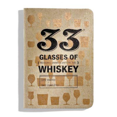 Whiskey Tasting Notepad