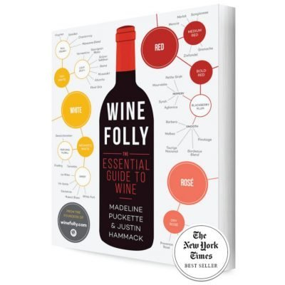 Wine Folly Book Cover
