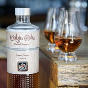 Corbin Cash Sweet Potato Liqueur