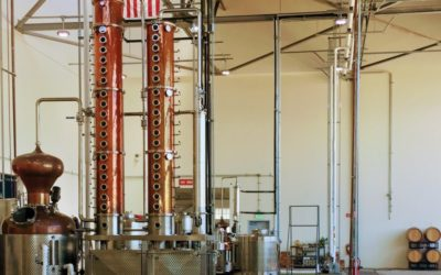 Distilling 101: The Laywoman's Guide to How Spirits Make It Into Your Glass