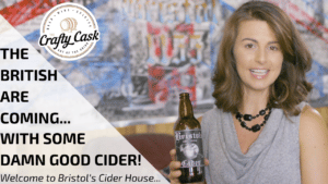the british are coming…with some damn good cider!