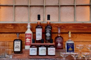 Boston Harbor Distillery Spirits