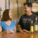 VIDEO: Turning Wine into Vodka with Re:Find Distillery