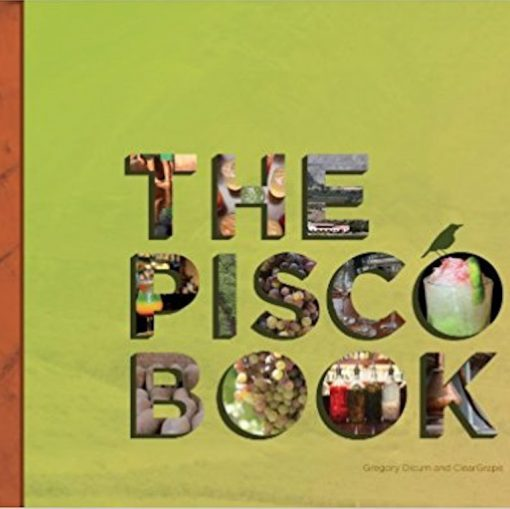 Cover of The Pisco Book