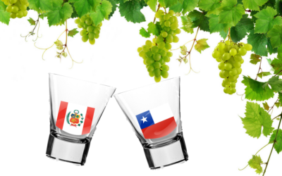 Peru vs. Chile: The Never-Ending Pisco Rivalry