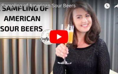 VIDEO: A Sampling of American Sour Beers