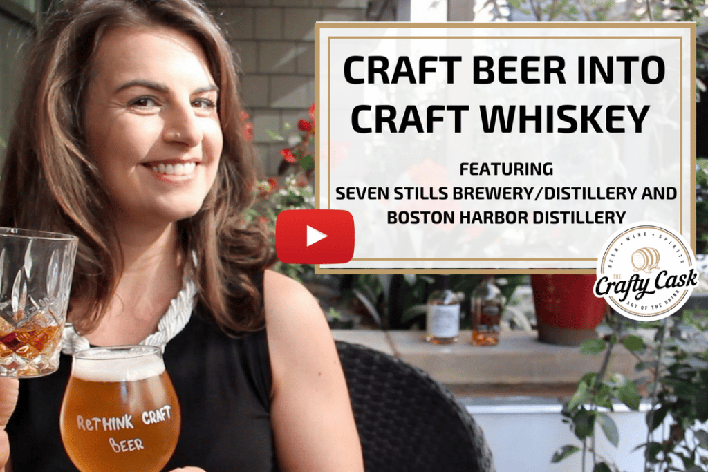 Video Cover Craft Beer into Craft Whiskey