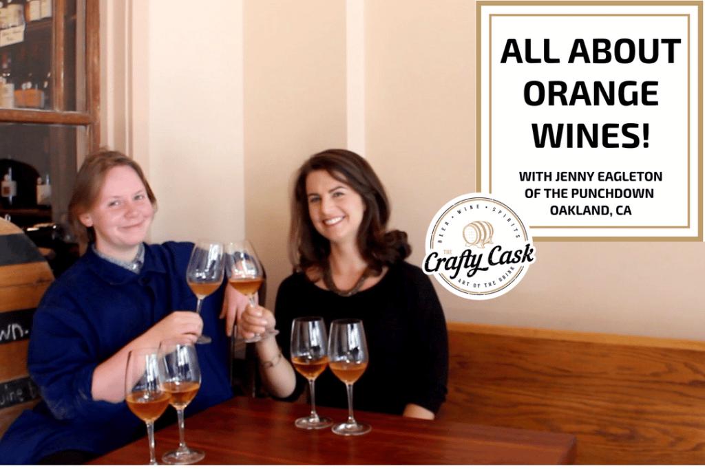 Orange Wine Video Cover