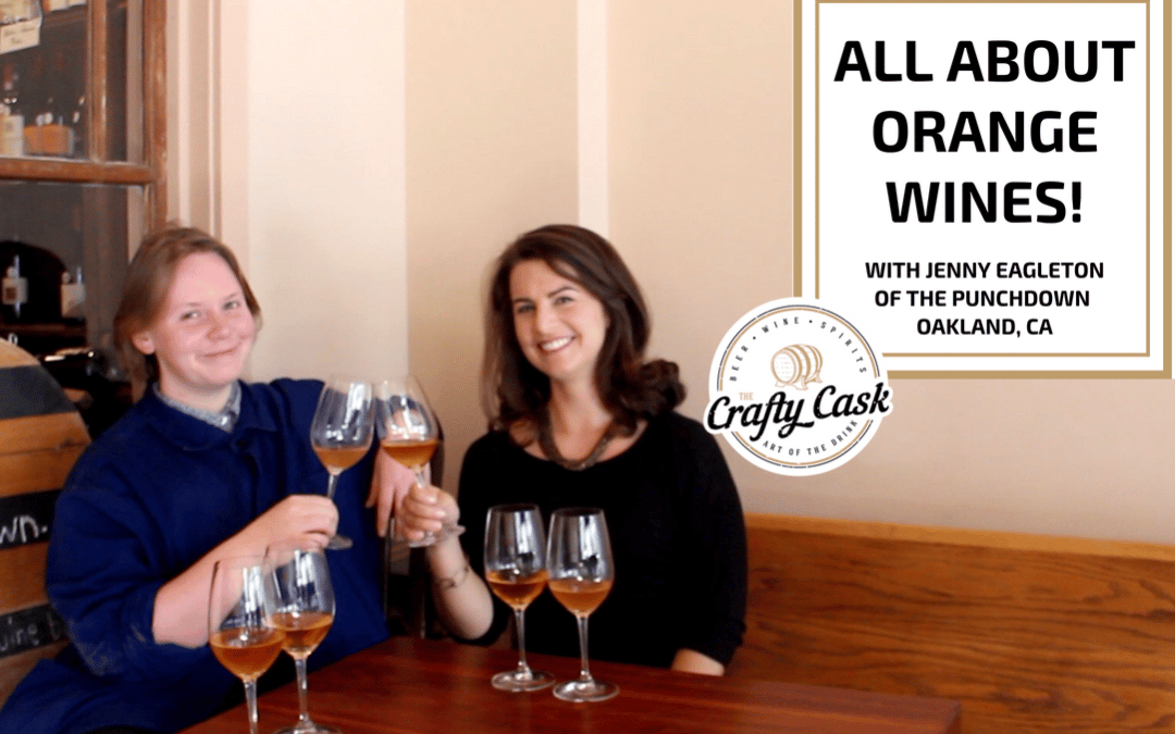 VIDEO: All About Orange Wine!