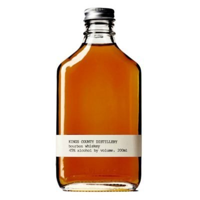 Buy Now: Kings County Straight Bourbon Whiskey