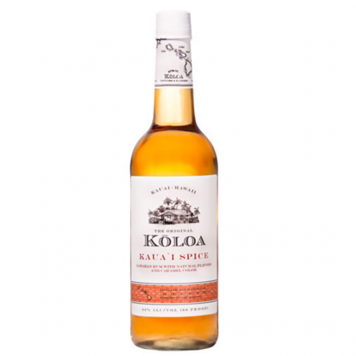 Buy Now: Koloa Spiced Rum