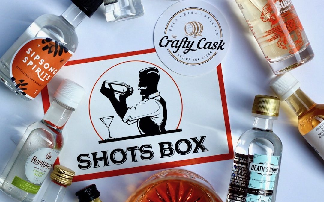 Join Now! The Craft Spirits Club You've Been Waiting For…