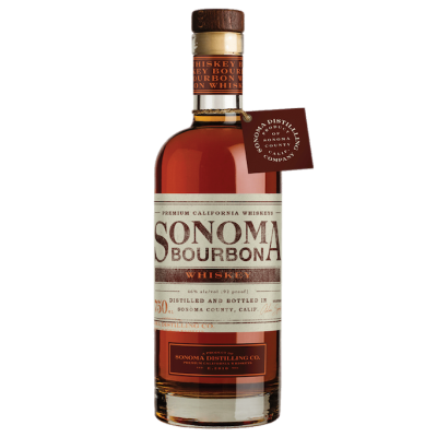 Buy Now! Sonoma Distilling Company 92 Proof Bourbon
