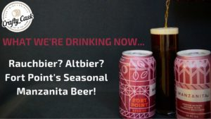 Video on Fort Point Beer's Seasonal Manzanita Altbier