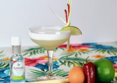 Tom Khacktail Coconut Rum Cocktail