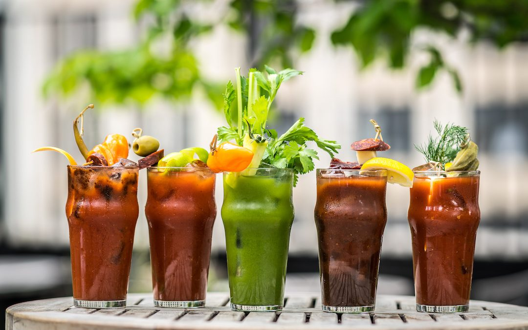 Our Best Bloody Mary Recipes to Ring In the New Year