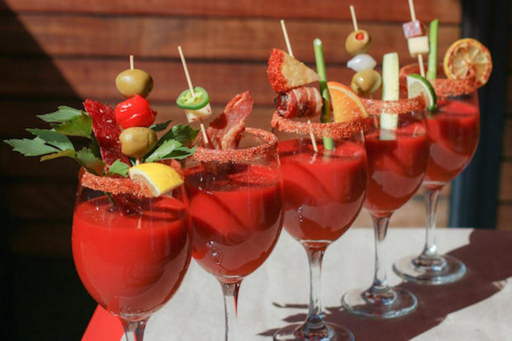 Best Bloody Mary Ingredients - Build Your Own Bloody Mary Bar