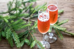 Holiday Traditions Around The World – France Kir Royale