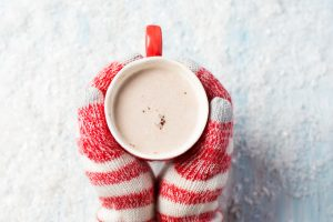 Low Alcohol Drinks – Red Wine Hot Chocolate