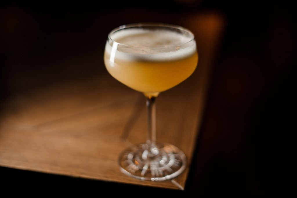 Low Alcohol Drinks - The Adonis