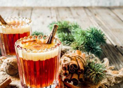 Best Hot Buttered Rum