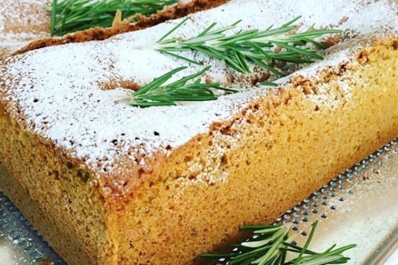 Rosemary Fleur de Sal Olive Oil Bread