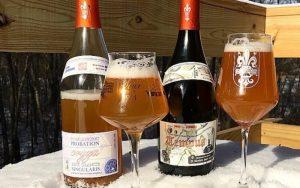 Oryza & Tempus Beers