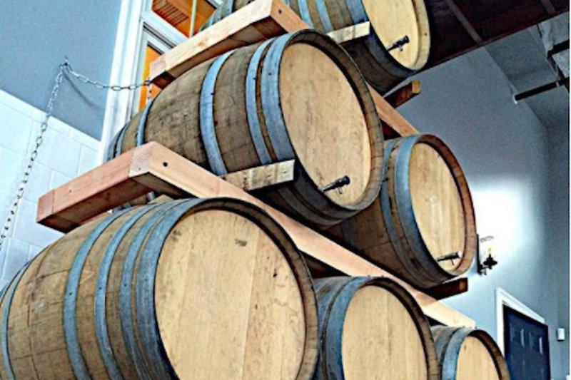 The Solera At OEC Craft Brewery