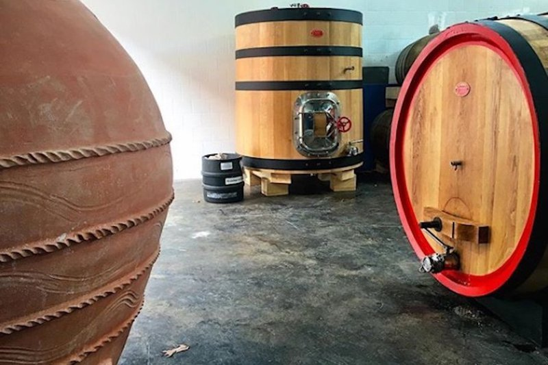 Amphora, Sangiovese Cask, Foeder