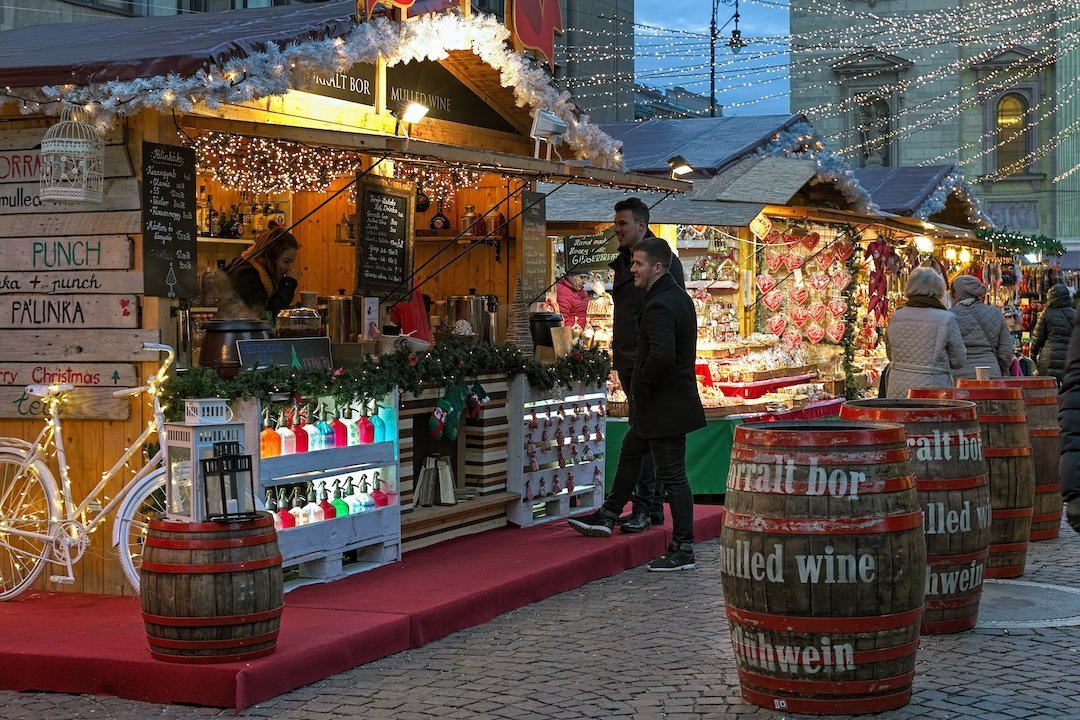 Mulled Wine from Hungary - Forralt Bor