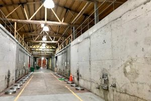the role of concrete tanks for winemaking