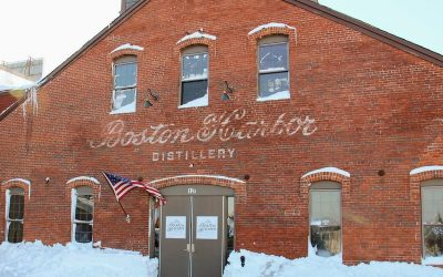 Tradition & Innovation: Boston Harbor Distillery