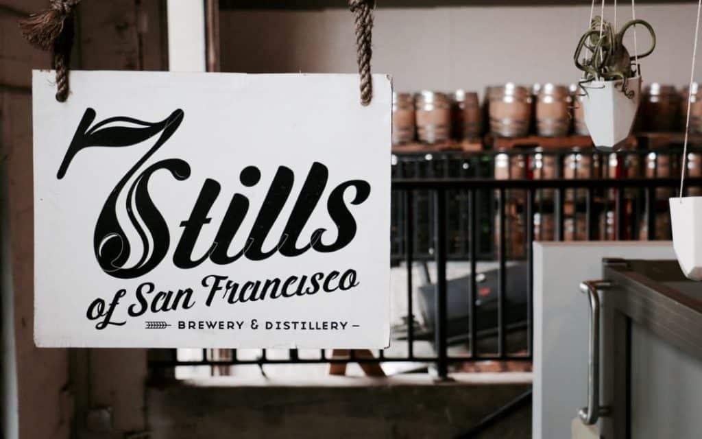 Seven Stills: The Master of the Distilled Beer Trend