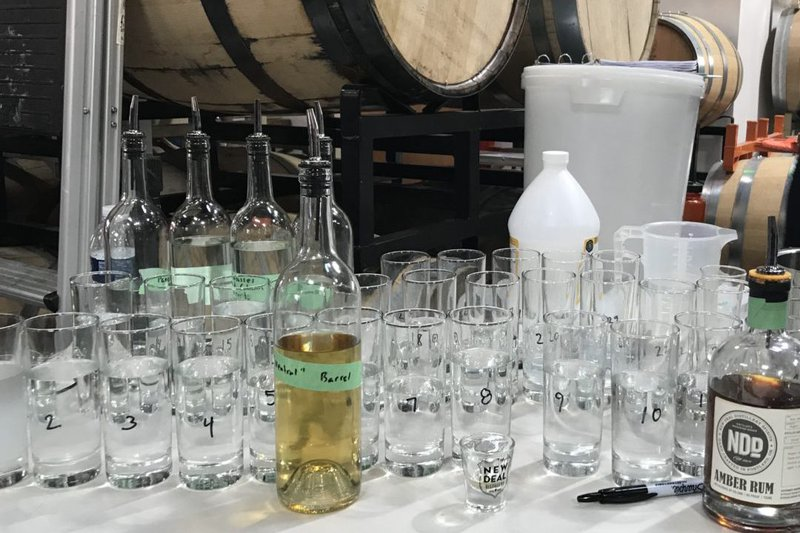 what is rum made from - rum production - rum types and styles