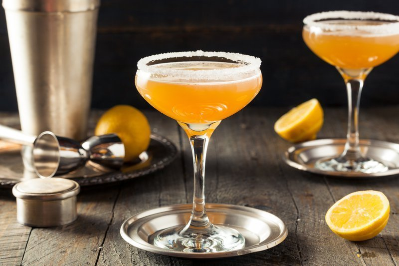 How to drink cognac - neat or in a cocktail like a sidecar