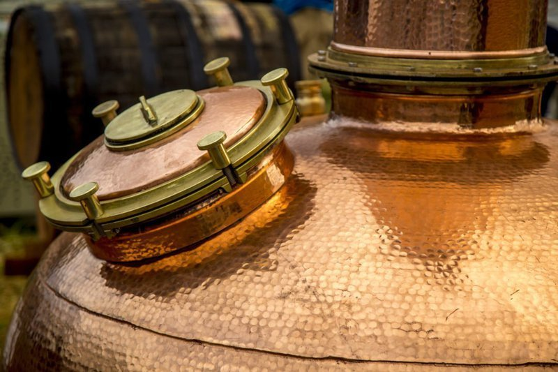 how gin is made - gin making process
