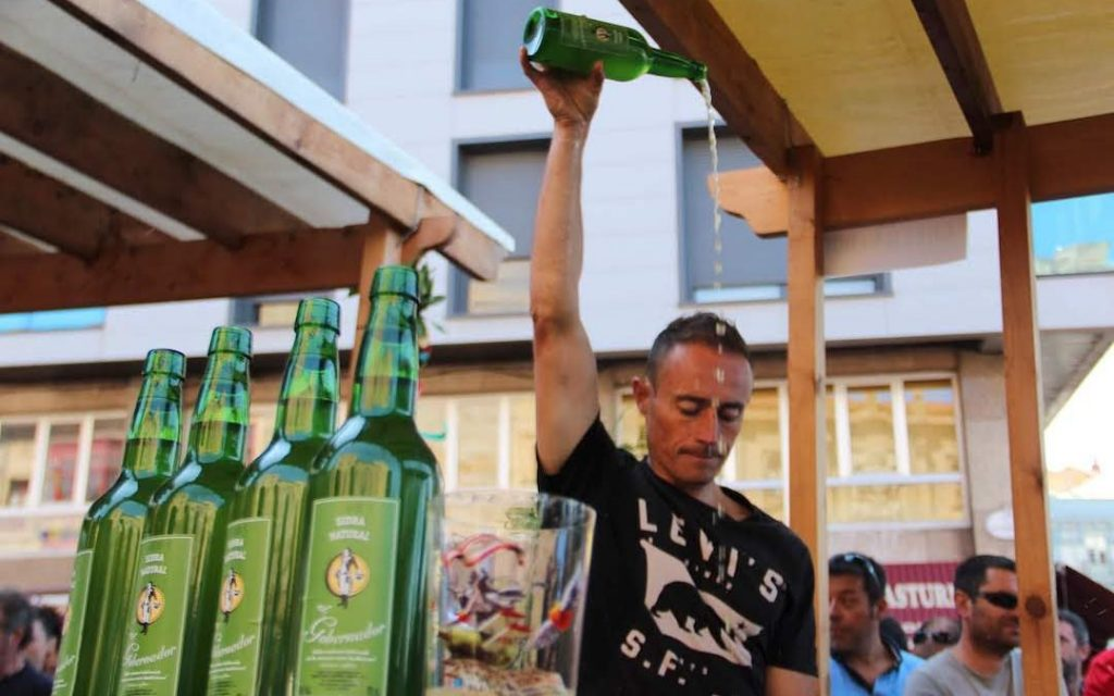 How to Drink (and Throw!) Asturian Cider Like a Pro