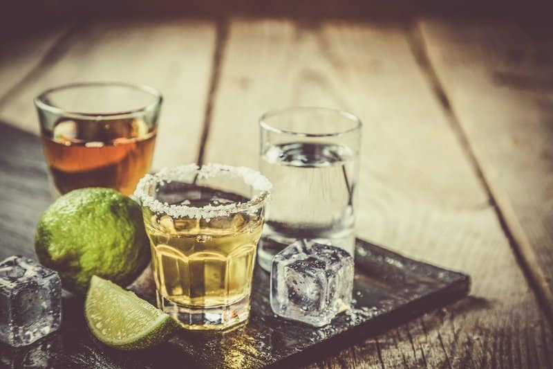 tequila classifications and styles - differences and similarities