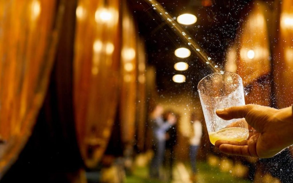 Basque Cider: Culture, History & Deliciousness In A Glass