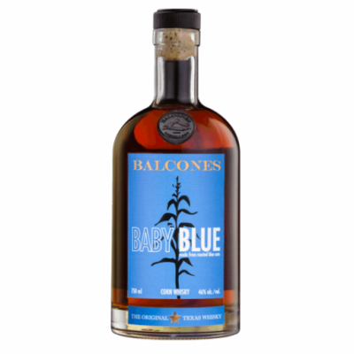 Balcones Baby Blue Corn Whiskey