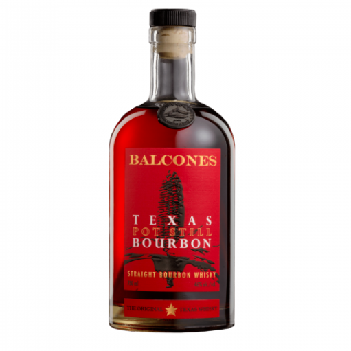 Balcones Texas Pot Still Bourbon