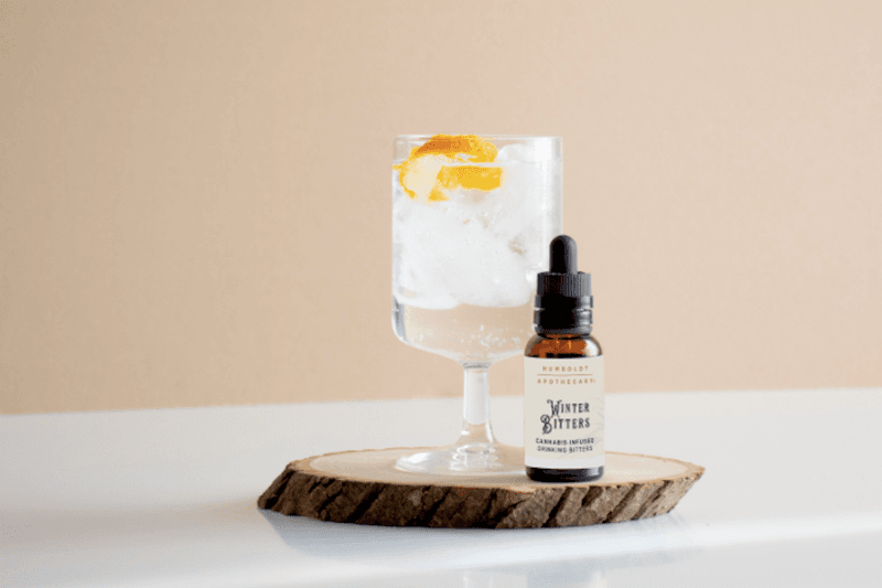 Humboldt Apothecary Cocktail Bitters