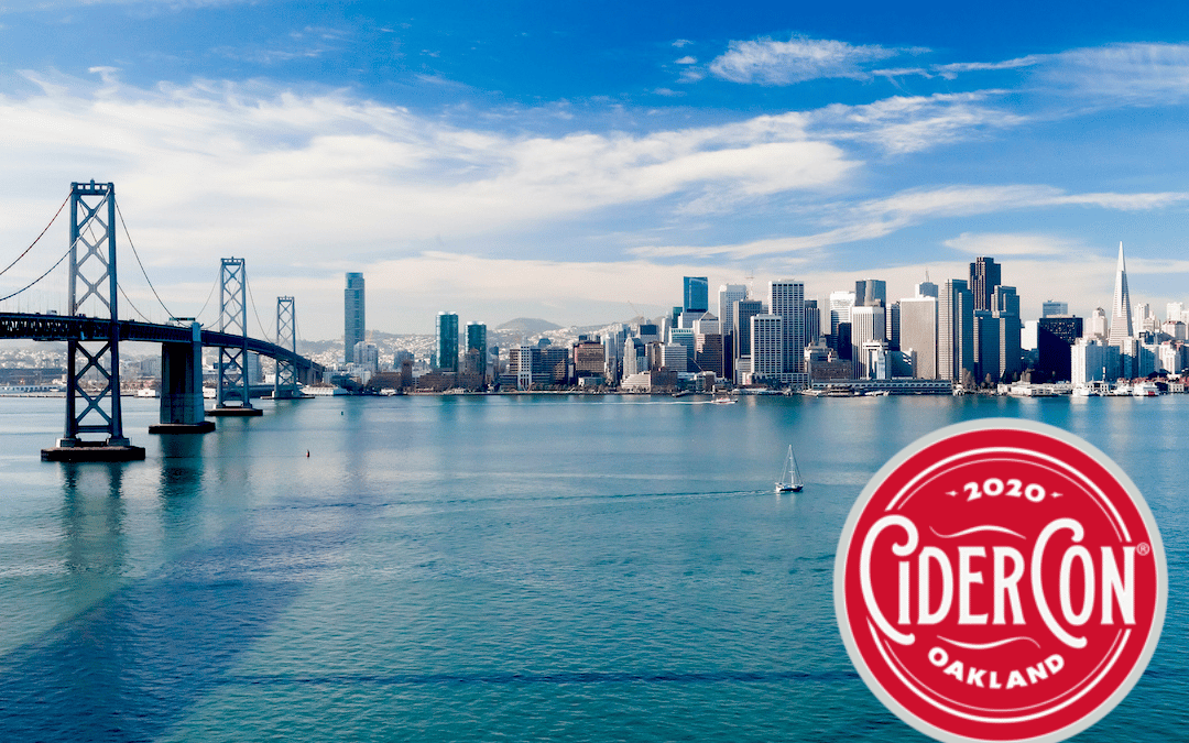 Join Us At CiderCon 2020 for Great Learning, Events, Free Marketing Tips, and More!
