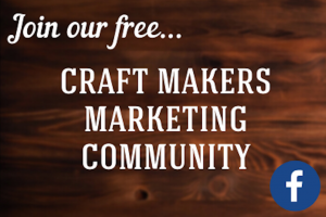 Facebook Craft Makers Marketing Community
