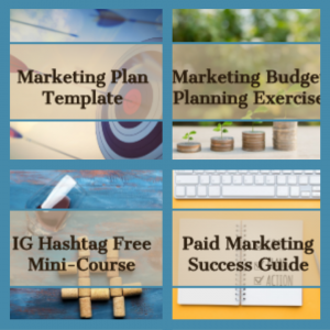 Free Marketing Resources Preview